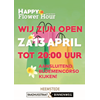 Bloemencorso Bollenstreek Happy Flower Hour.